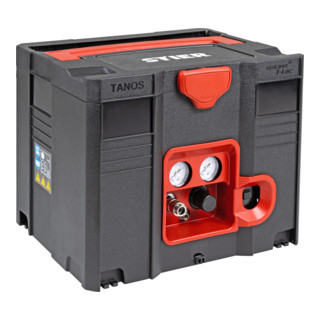 STIER Systainer-Kompressor SKT 160-8-6, ölfrei