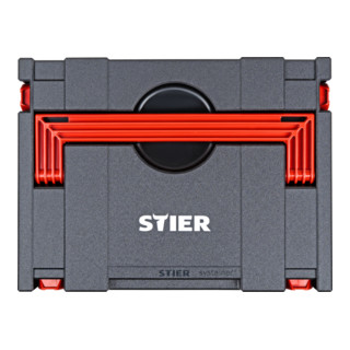 STIER Systainer® III Classic BLACK-Edition