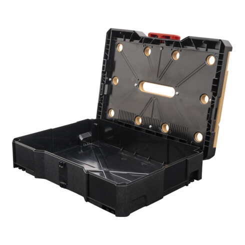 STIER Systainer T-LOC MFT BLACK-Edition