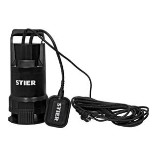 STIER Tauchpumpe-Schmutzwasserpumpe SSTW-400