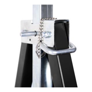 STIER Teleskop-Arbeitsbock 200 kg