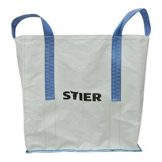 STIER Transportsack BIG BAG Größe 60x60x60cm Tragfähigkeit 1000kg