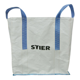 STIER Transportsack BIG BAG Größe 90x90x90cm Tragfähigkeit 1500kg