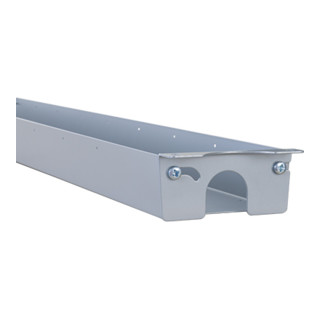 STIER Universal-Kabelkanal für elektrisch höhenverstellbare Tische