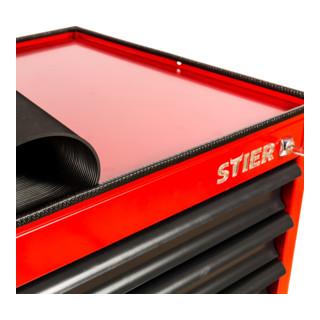 STIER Werkstattwagen bestückt 223-teilig