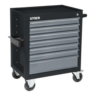 STIER Werkstattwagen leer BLACK-Edition