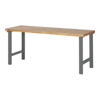STIER Werktisch Premium BxTxH 2000x700x840 mm