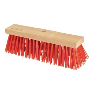Straßenbesen Bauernlob Elaston mit Stielloch Sattelholz
