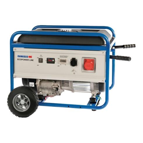 Stromerzeuger ESE 6000 DBS 6,25 kVA,5 kW Benzin ENDRESS