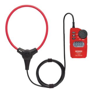 Stromwandler 0,1 - 3000 Ampere flexible Messschleife inkl. Tasche/Batterien