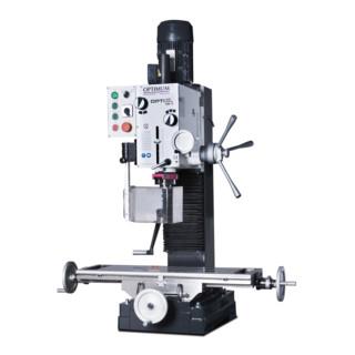 Stürmer Optimum Präzisions-Bohr-Fräsmaschine OPTImill MB 4