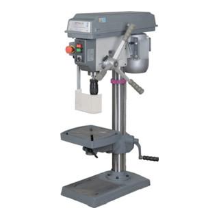 Stürmer Tischbohrmaschine B23PRO, 400V 12 Stufen/200-2440min-1/R/L-Lauf/Ausladung 180mm
