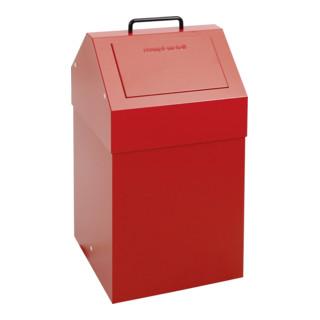 Stumpf Sortsystem 45, stationär, RAL 3000/3000, 45 Liter