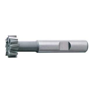 T-Nutenfräser D851AB HSSCo5 16,0x 8,0mm FORMAT