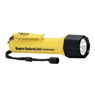 Taschenlampe 3,4W SabreLite Leucht-W.100-140m PELI L.19cm