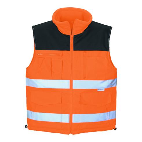 Terratrend Job Arbeitsweste orange