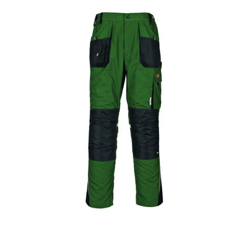 Terratrend Job Revolution Bundhose grün/schwarz