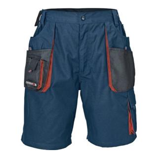 Terrax Shorts marine/schwarz/rot