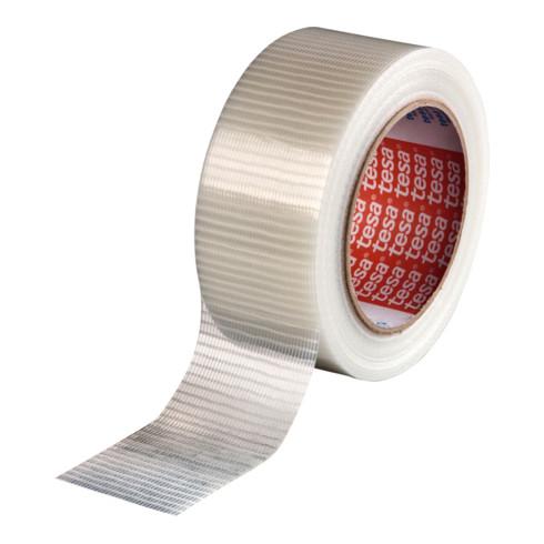 tesa® 4665 Outdoor Gewebeband 25 m × 48 mm transparent