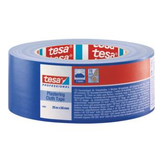 tesa® UV Putz- und Bautenschutzband 4353 Länge 25 m blau