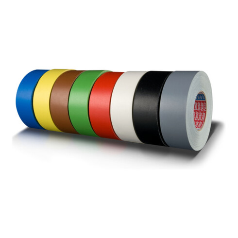 tesaband 4651 Premium, 50m x 50mm, blau