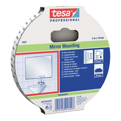 tesafix® 4952 Doppelseitiges PE-Schaumklebeband