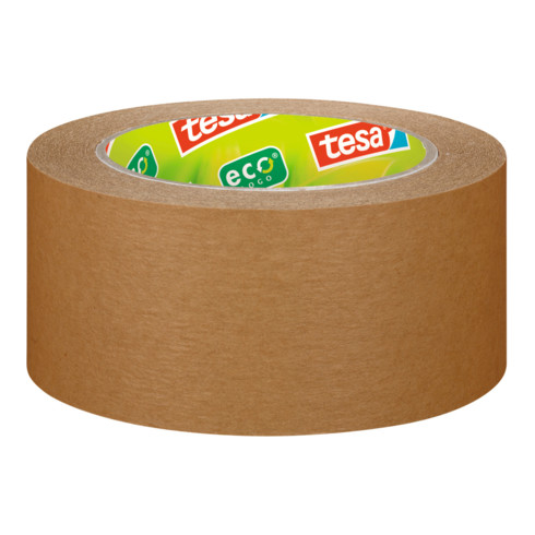 tesapack® 57180 Packband Papier ecoLogo 50 m × 50 mm
