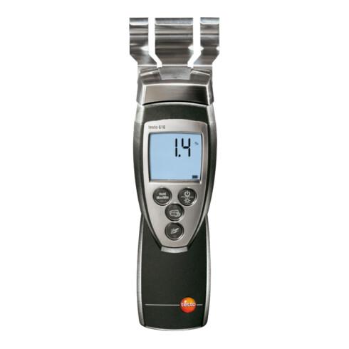 Testo 616 Feuchtemessgerät für Materialfeuchte