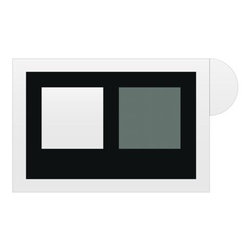 Testo ɛ-Marker Referenzaufkleber