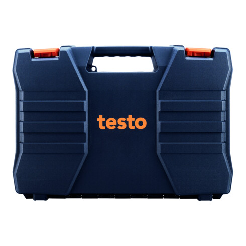 Testo Servicekoffer für Messgerät, Fühler und Zubehör