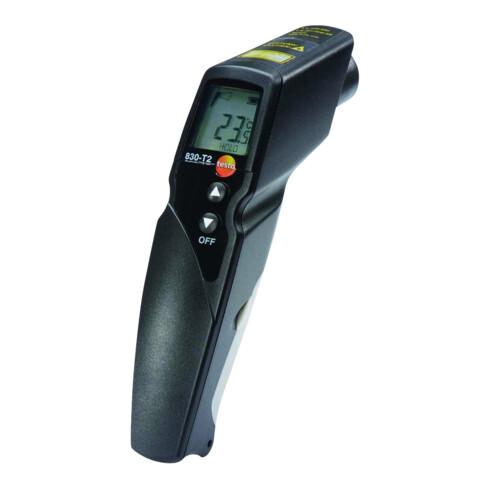 Testo Set testo 830-T2 Infrarot-Temperaturmessgerät