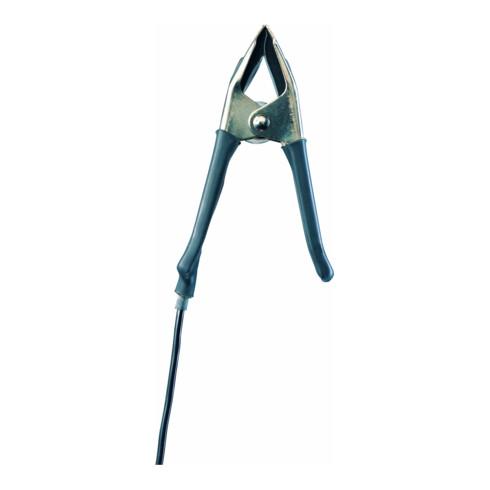 Testo Zangenfühler für Messungen an Rohren, Rohrdurchmesser 15-25 mm