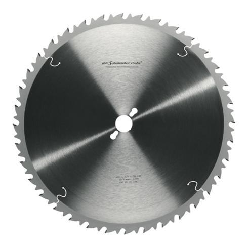 Tischkreissägeblatt LWZ 32Z. D.350mm B.3,5mm SCHUMACHER Bohrung 30mm