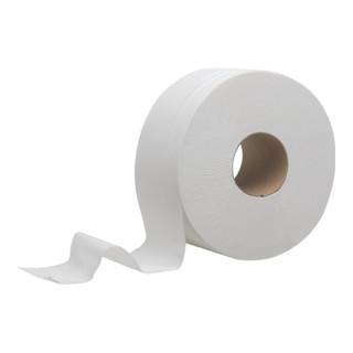 Toilettenpapier 1lagig Krepp natur 525m f.9000474161 6Rl./VE