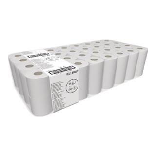 Toilettenpapier 8102 2-lagig,Kleinrollen 8 Btl.x 8 Kleinrollen x 250 Blätter