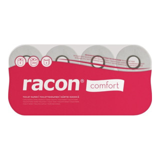 Toilettenpapier Racon Comfort 2-lagig,Kleinrollen