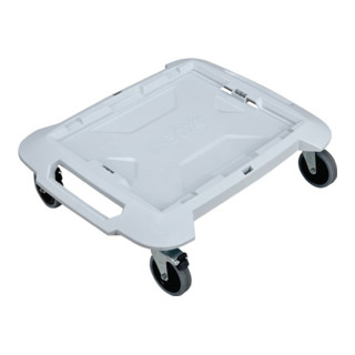 Transportroller L-BOXX® Trade Trgf.b.100kg L492xB646mm Ku.grau,weiss BS SYSTEMS