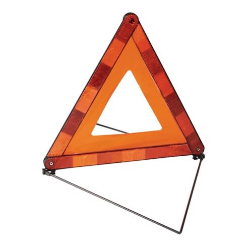 Triangle de signalisation XS Mini EURO Signe de contrôle ECE R 27 H. 39 cm l. 43