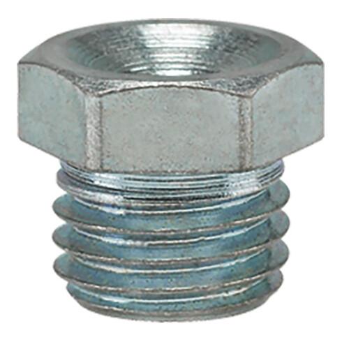 Trichterschmiernippel D1 DIN3405 M10x1mm Form A Set