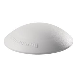 Türpuffer Bumms Durchmesser 60mm weiß selbstklebend