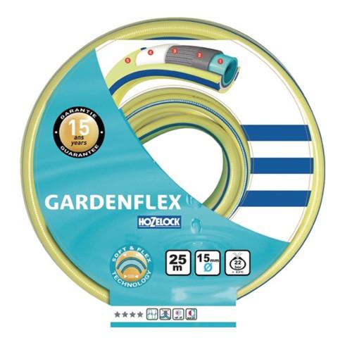 Tuyau d'arrosage p. jardin Gardenflex L. 25 m D. int. 12,7 mm Rouleau