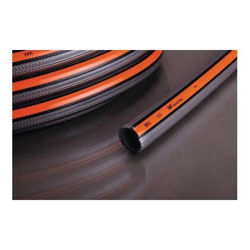 Tuyau d'arrosage PVC APDatec 801 Revolution L. 50 m D. int. 12,5 mm Rouleau