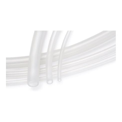 Tuyau en silicone Raulab FG Slidetec D. int. 12 mm L. 25 m transparent épaisseur
