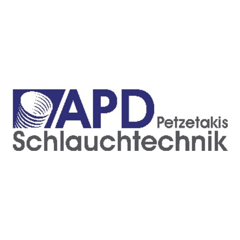 Tuyau p. air comprimé en PVC APDatec 81 D. int. 6 mm L. 50 m transparent Rouleau