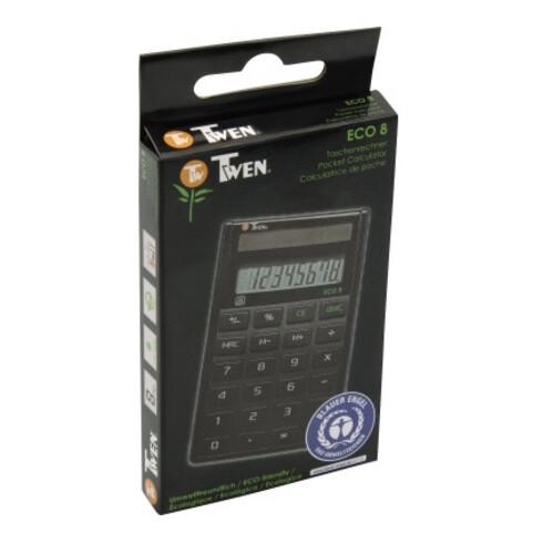 TWEN Taschenrechner Eco 8 570
