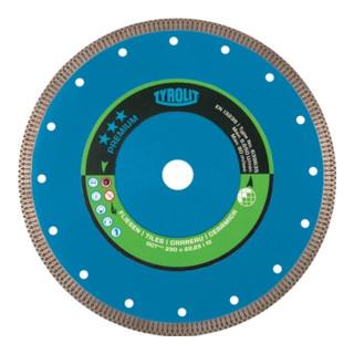 Tyrolit Diamanttrennscheibe Premium D.115mm Bohr.20mm 1,2mm