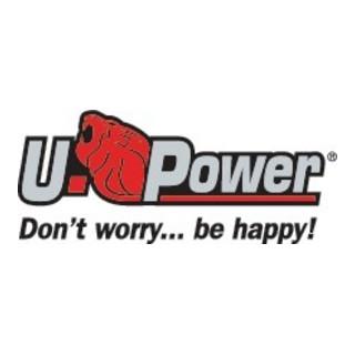 U-Power Sicherheits-Schweißerstiefel Bulls, EN20345 S3 HRO SRC schwarz