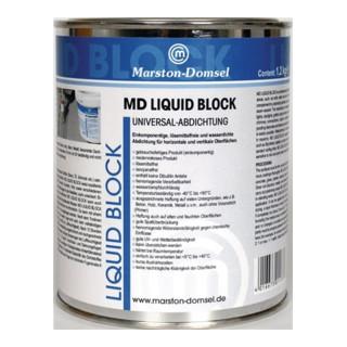 Univ.Abdichtung Liquid-Block grau 1,20kg Dose M...