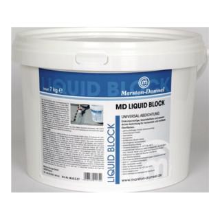 Univ.Abdichtung Liquid-Block grau 7,00kg Eimer MARSTON