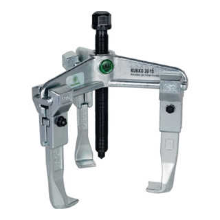 Universalabzieher 3armiger Abzieher Spann-W.120mm Spann-T.max.100mm Spezialstahl